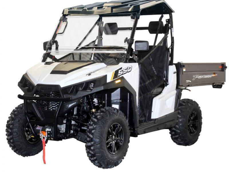 2021 Massimo TBOSS 550F for sale at Snyder Motors Inc in Bozeman MT