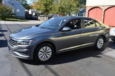 2020 Volkswagen Jetta for sale at Absolute Auto Sales, Inc in Brockton MA