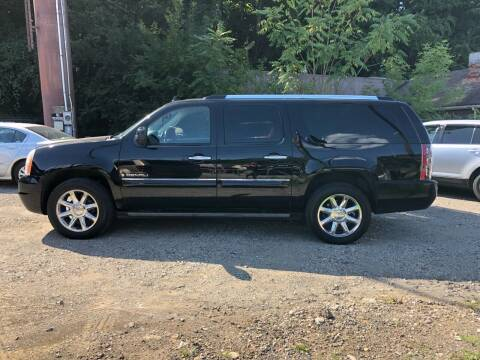 2007 GMC Yukon XL for sale at Compact Cars of Pittsburgh in Pittsburgh PA