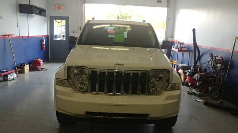 2012 Jeep Liberty for sale at Pool Auto Sales Inc in Spencerport NY
