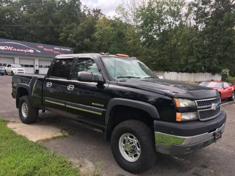 2005 Chevrolet Silverado 2500HD for sale at Manny's Auto Sales in Winslow NJ