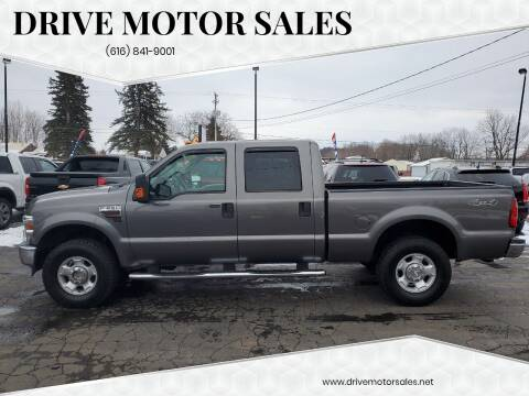 2010 Ford F-250 Super Duty for sale at Drive Motor Sales in Ionia MI