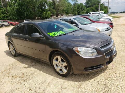 2010 Chevrolet Malibu for sale at Northwoods Auto & Truck Sales in Machesney Park IL