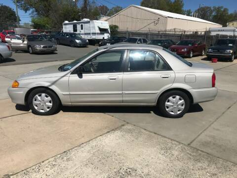 1999 Mazda Protege for sale at Mike's Auto Sales of Charlotte in Charlotte NC