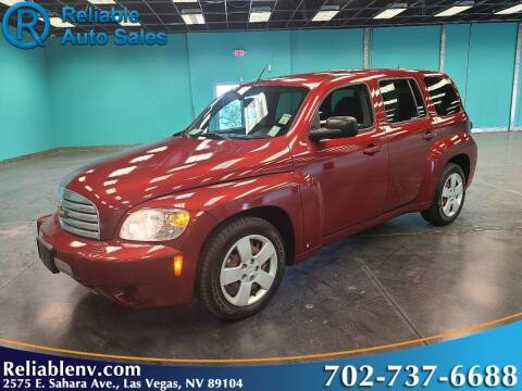 2008 Chevrolet HHR for sale at Reliable Auto Sales in Las Vegas NV