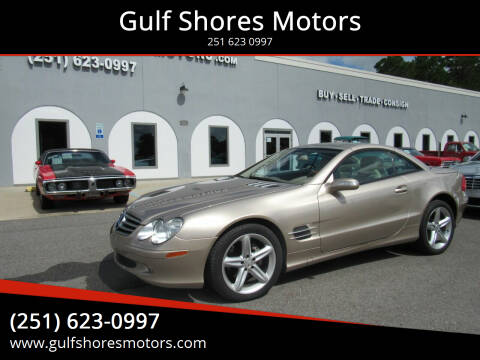 2005 Mercedes-Benz SL-Class for sale at Gulf Shores Motors in Gulf Shores AL