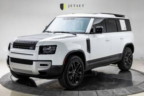 2020 Land Rover Defender for sale at Jetset Automotive in Cedar Rapids IA