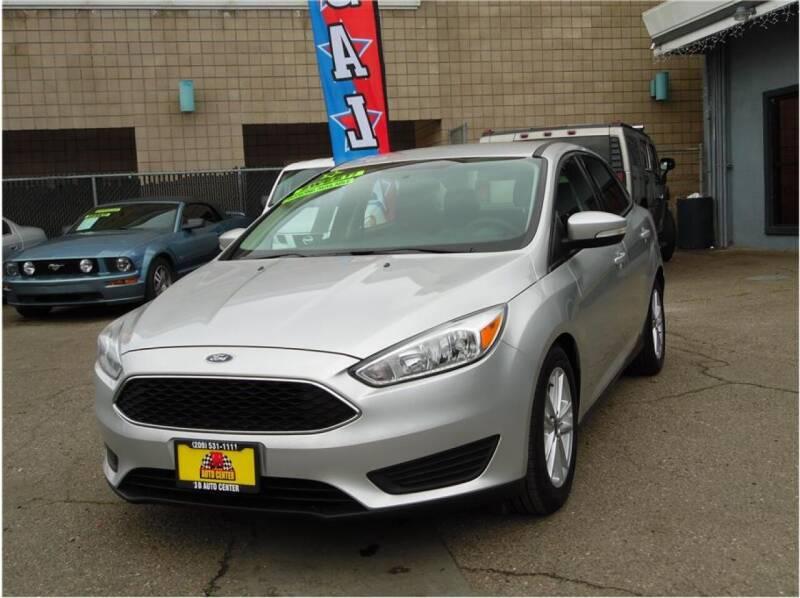 2016 Ford Focus for sale at 3B Auto Center in Modesto CA