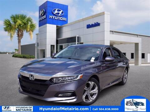 2018 Honda Accord for sale at Metairie Preowned Superstore in Metairie LA