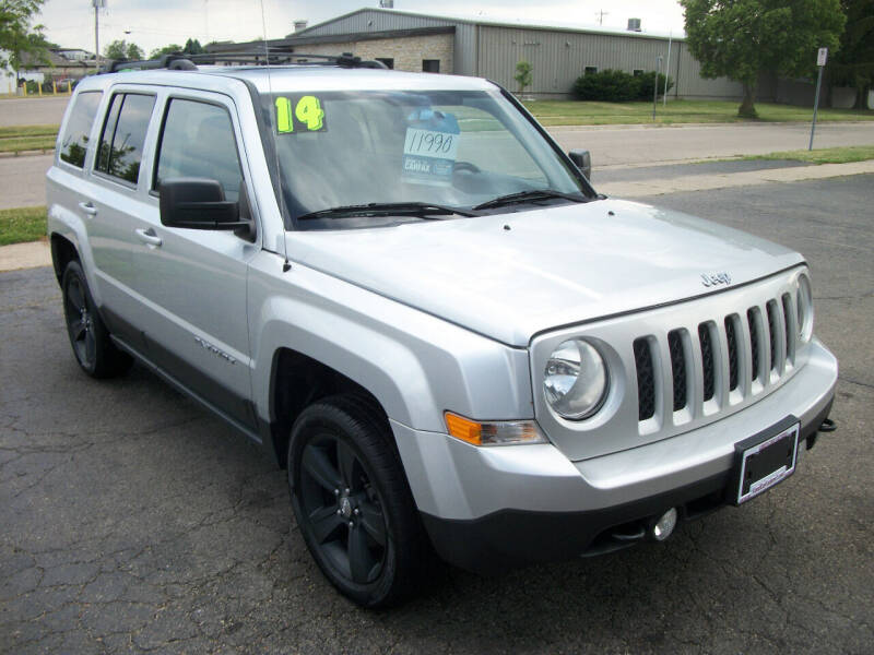2014 Jeep Patriot for sale at USED CAR FACTORY in Janesville WI