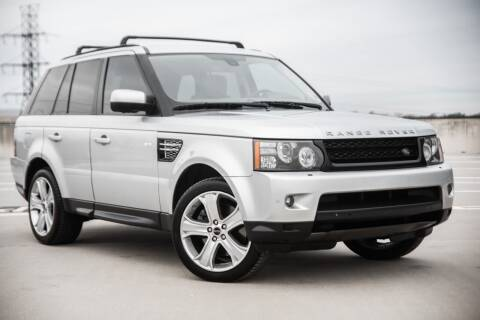 2012 Land Rover Range Rover Sport for sale at Car Match in Temple Hills MD