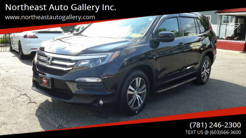 2016 Honda Pilot for sale at Northeast Auto Gallery Inc. in Wakefield MA