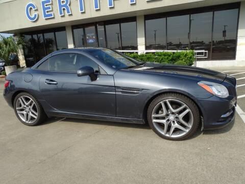 2014 Mercedes-Benz SLK for sale at Mac Haik Ford Pasadena in Pasadena TX