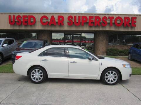 2012 Lincoln MKZ for sale at Checkered Flag Auto Sales NORTH in Lakeland FL