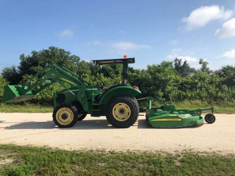 2006 John Deere 5325 for sale at S & N AUTO LOCATORS INC in Lake Placid FL