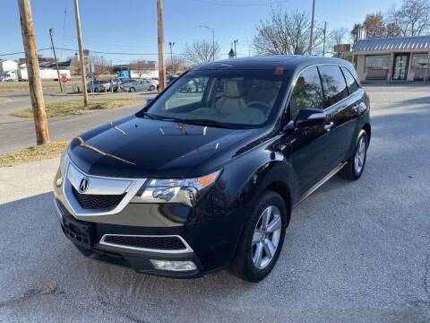 2011 Acura MDX for sale at Auto Hub in Grandview MO