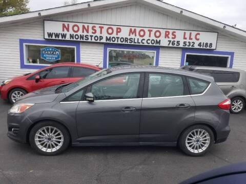 2013 Ford C-MAX Hybrid for sale at Nonstop Motors in Indianapolis IN