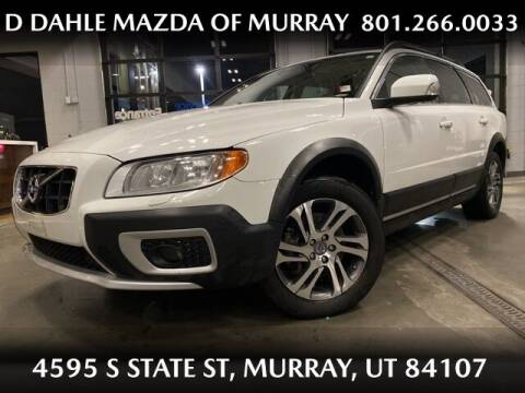 2013 Volvo XC70 for sale at D DAHLE MAZDA OF MURRAY in Salt Lake City UT