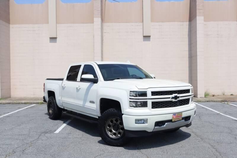 2015 Chevrolet Silverado 1500 for sale at El Compadre Trucks in Doraville GA