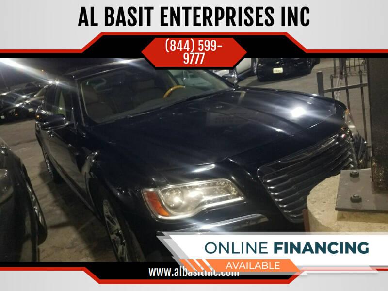 2013 Chrysler 300 for sale at AL BASIT ENTERPRISES INC in Riverside CA