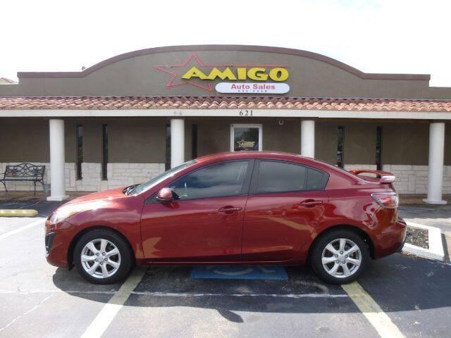 2010 Mazda MAZDA3 for sale at AMIGO AUTO SALES in Kingsville TX