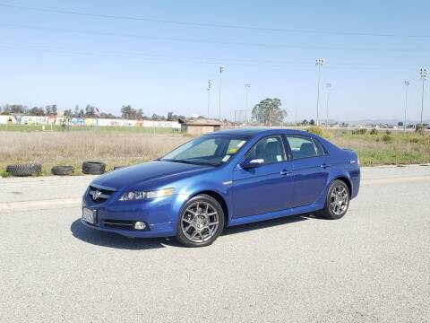 2007 Acura TL for sale at JJ's Auto Sales in Salinas CA