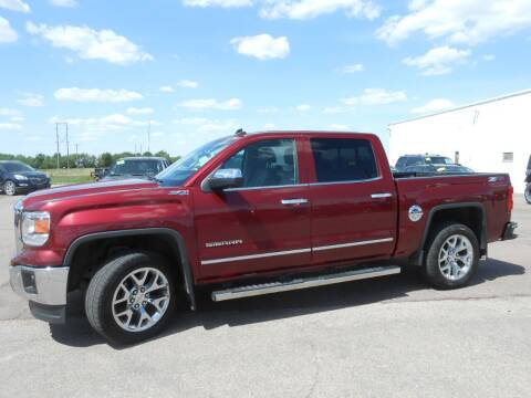 2014 GMC Sierra 1500 for sale at Salmon Automotive Inc. in Tracy MN