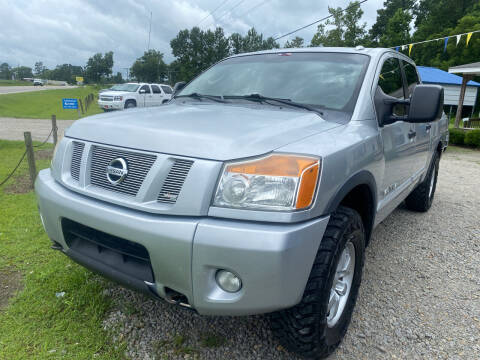 2008 Nissan Titan for sale at Southtown Auto Sales in Whiteville NC