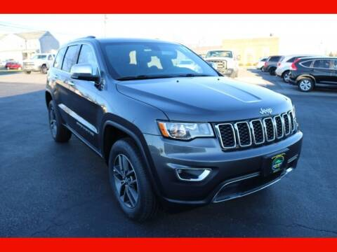 2017 Jeep Grand Cherokee for sale at AUTO POINT USED CARS in Rosedale MD
