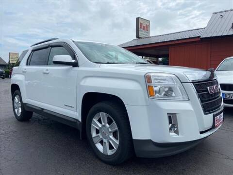 2012 GMC Terrain for sale at HUFF AUTO GROUP in Jackson MI