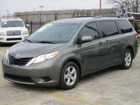 2013 Toyota Sienna for sale at A & A IMPORTS OF TN in Madison TN
