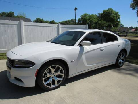 2015 Dodge Charger for sale at D & R Auto Brokers in Ridgeland SC