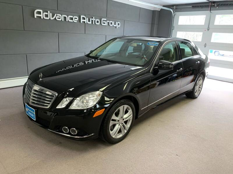 2011 Mercedes-Benz E-Class for sale at Advance Auto Group, LLC in Chichester NH