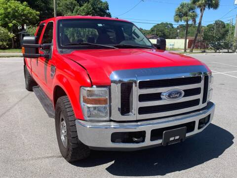 2008 Ford F-250 Super Duty for sale at Consumer Auto Credit in Tampa FL