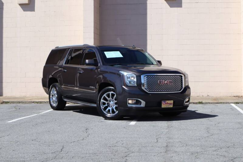 2015 GMC Yukon XL for sale at El Compadre Trucks in Doraville GA