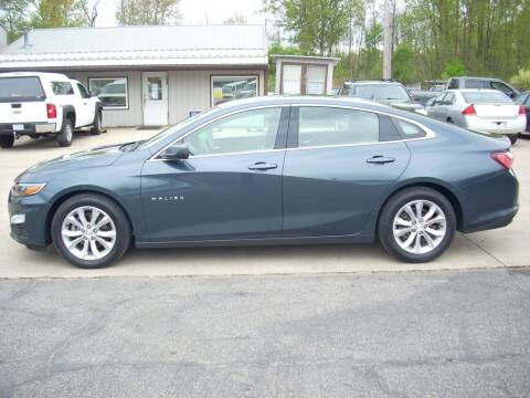 2019 Chevrolet Malibu for sale at H&L MOTORS, LLC in Warsaw IN