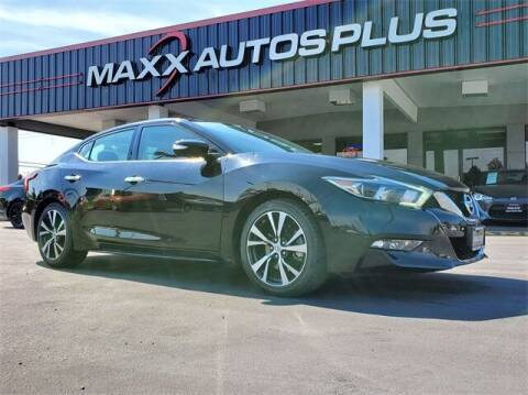 2018 Nissan Maxima for sale at Maxx Autos Plus in Puyallup WA