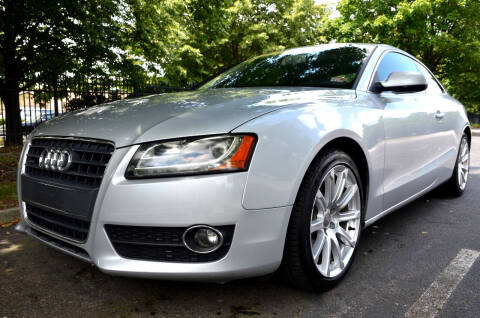 2011 Audi A5 for sale at Wheel Deal Auto Sales LLC in Norfolk VA