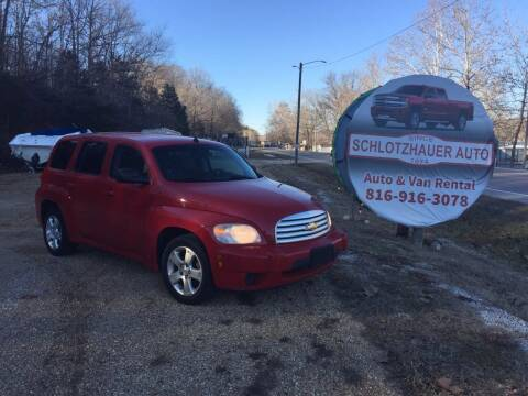 2008 Chevrolet HHR for sale at Schlotzhauer Auto in Gravois Mills MO