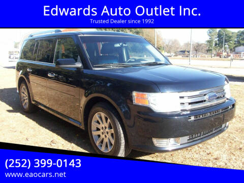 2010 Ford Flex for sale at Edwards Auto Outlet Inc. in Wilson NC