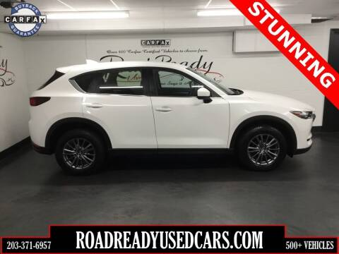 2017 Mazda CX-5 for sale at Road Ready Used Cars in Ansonia CT