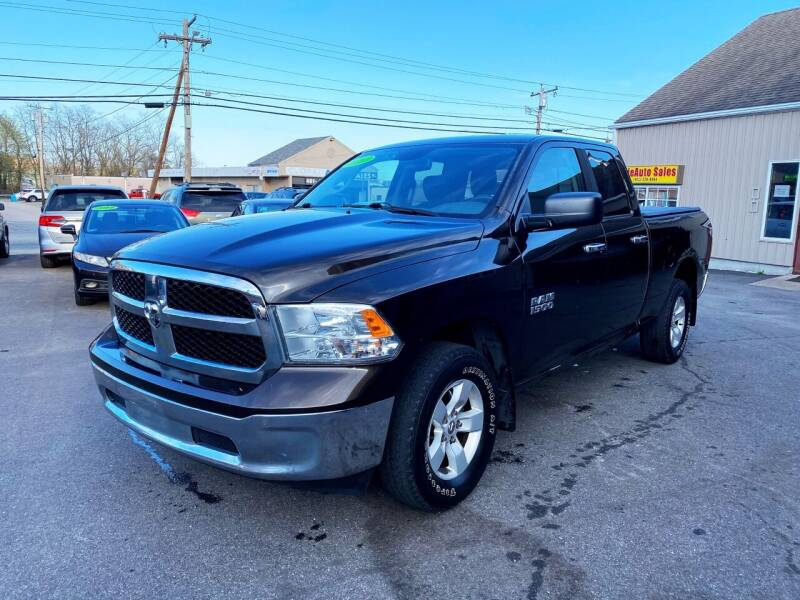 2013 RAM Ram Pickup 1500 for sale at Dijie Auto Sale and Service Co. in Johnston RI