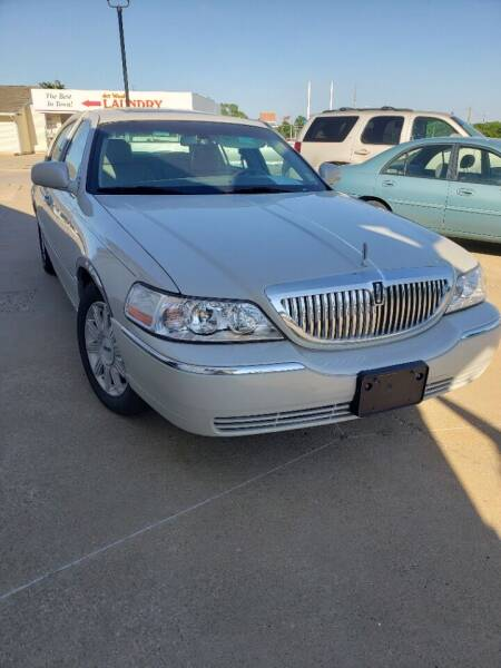 2007 Lincoln Town Car for sale at MT PLEASANT MOTORS in Mount Pleasant IA