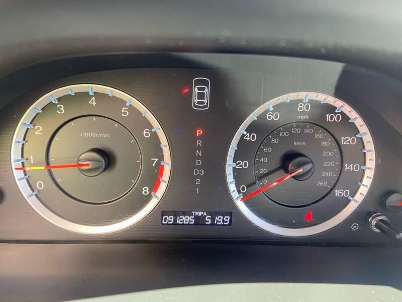 2011 Honda Accord EX-L 4dr Sedan - Coventry CT