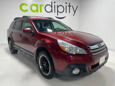 2013 Subaru Outback for sale at Cardipity in Dallas TX