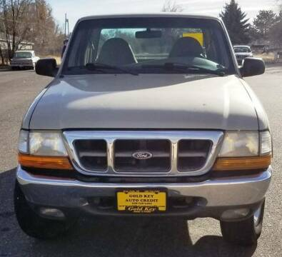 2000 Ford Ranger for sale at G.K.A.C. in Twin Falls ID