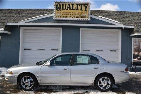 2000 Buick LeSabre for sale at Quality Pre-Owned Automotive in Cuba MO