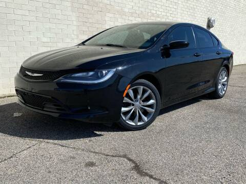 2015 Chrysler 200 for sale at Samuel's Auto Sales in Indianapolis IN