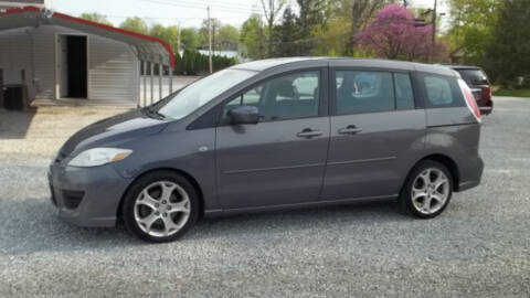 2009 Mazda MAZDA5 for sale at MIKE'S CYCLE & AUTO - Mikes Cycle and Auto (Liberty) in Liberty IN