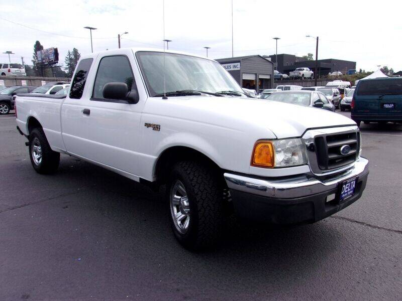 2004 Ford Ranger for sale at Delta Auto Sales in Milwaukie OR